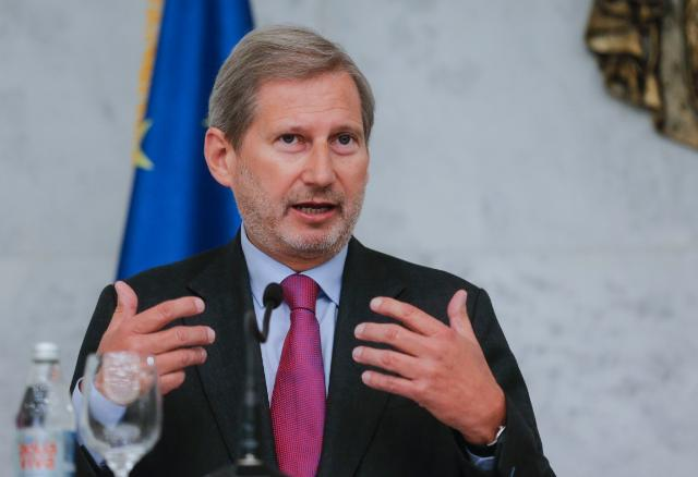 Kosovo needs to form govt quickly, to stick to reform path - EU's Hahn