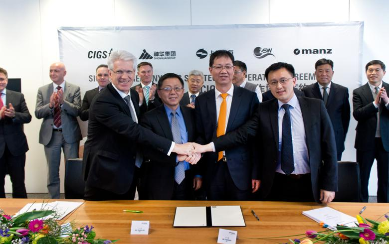 Manz gets needed nods to proceed with Chinese CIGS solar alliance