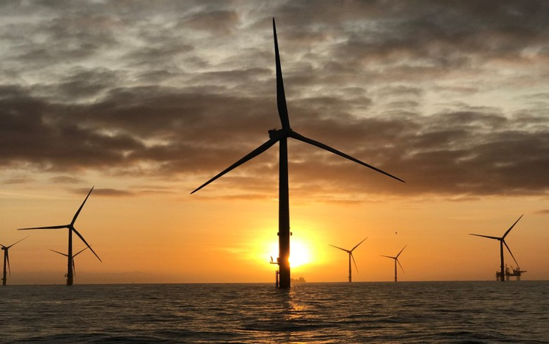 UK now has over 20 GW of wind capacity