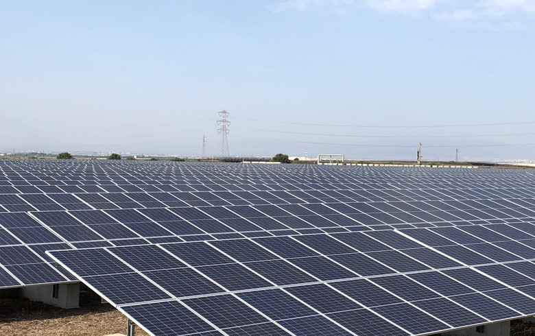 Еni brings online 31-MW solar park in Sardinia, Italy