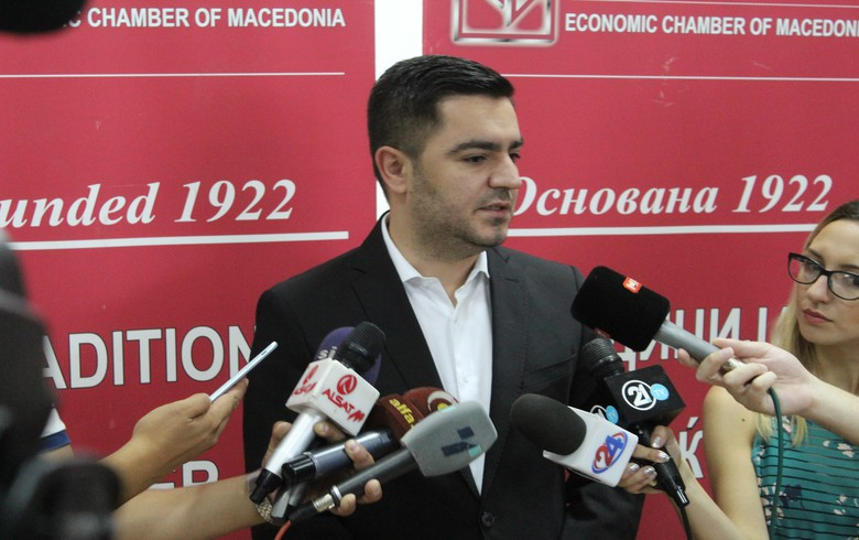 Macedonia, Albania to set up one-stop shop for joint border controls - econ min