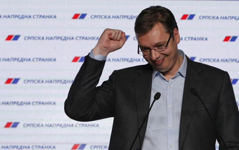 Snap elections in Serbia
