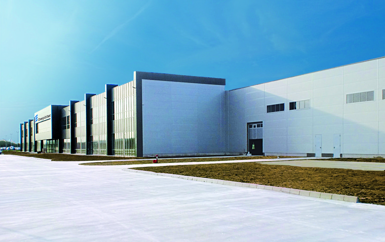 German car parts maker Eberspaecher opens plant in Romania