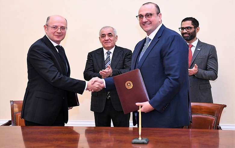 Masdar to work on 200-MW solar project in Azerbaijan