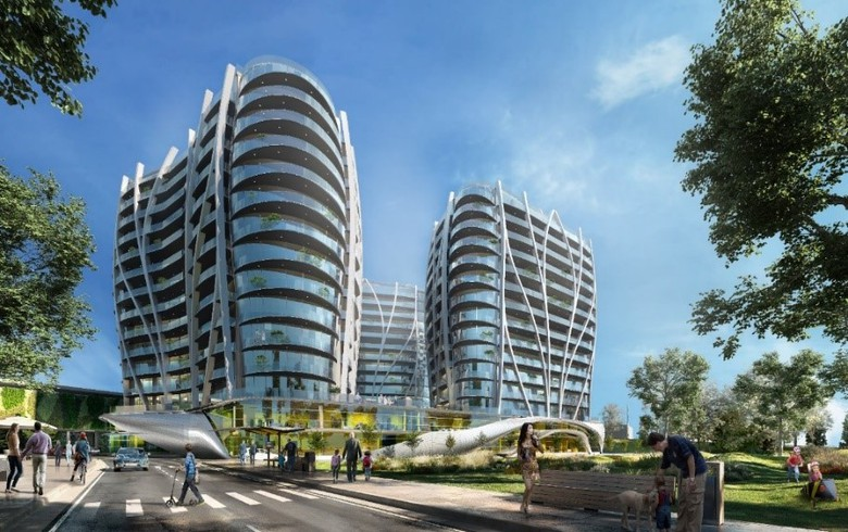 Meropolitan Residence to build 100 mln euro mixed-use project in Bucharest