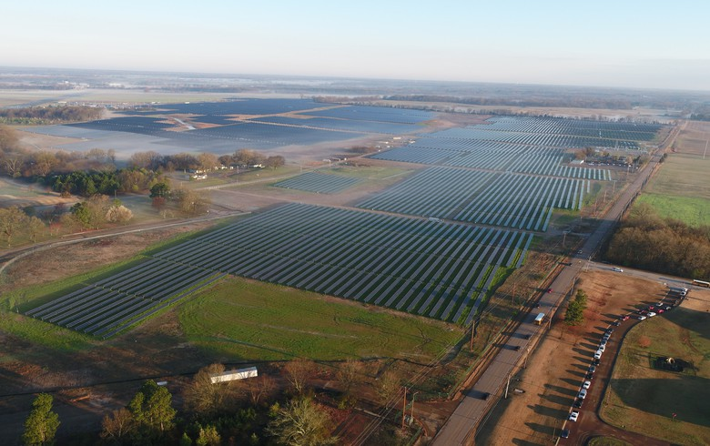 Silicon Ranch commissions 53-MW PV plant at US Navy base