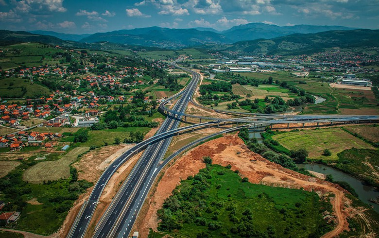 Bosnia's Putevi RS to invest 256 mln euro in road overhaul works in 2020