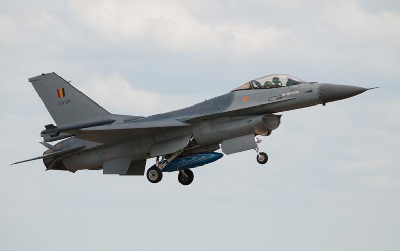 Lockheed Martin F 16BM Fighting Falcon Romania Air Force