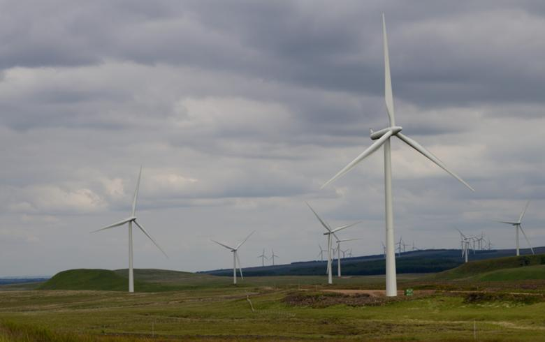 E.on gets approval for 54.4-MW Scottish wind project