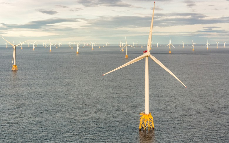 Taiwanese offshore wind project of nearly 600 MW reaches fin close