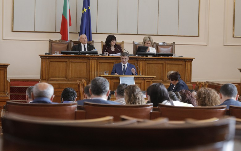 Bulgaria's parl overturns presidential veto on F-16 purchase