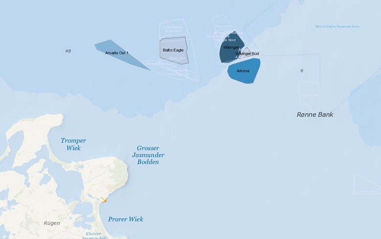 Parkwind acquires 247-MW German offshore wind project