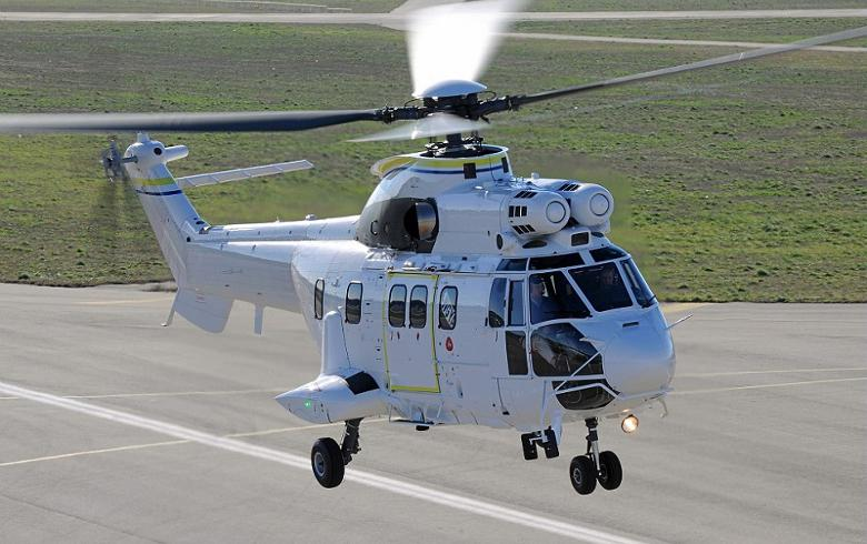 Romania's IAR, Airbus Helicopters signs final agreement for H215M production