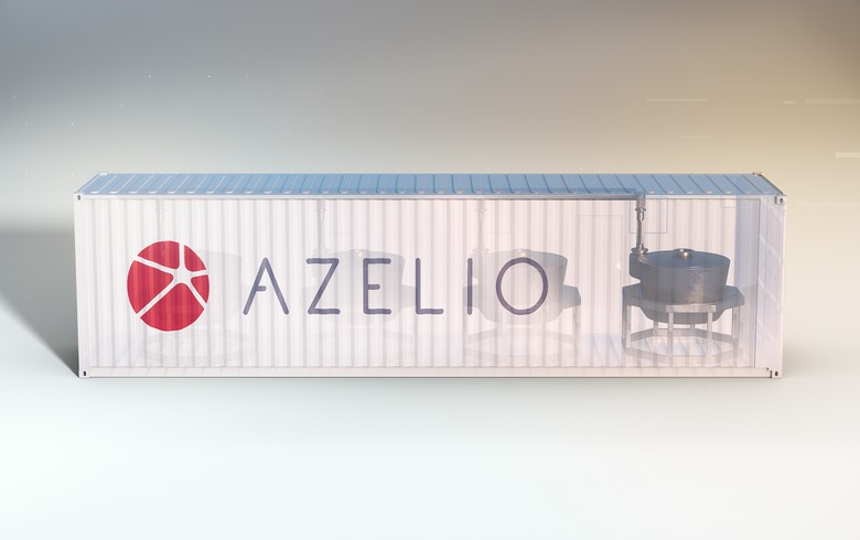 Azelio inaugurates energy storage project in Sweden