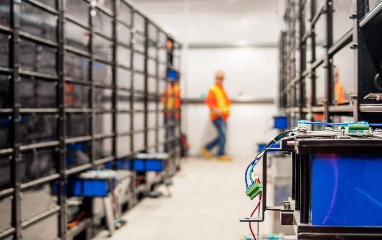 esVolta finances 136-MW energy storage portfolio