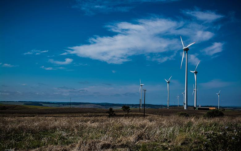 Brazil's wind generation increases 28% in Aug