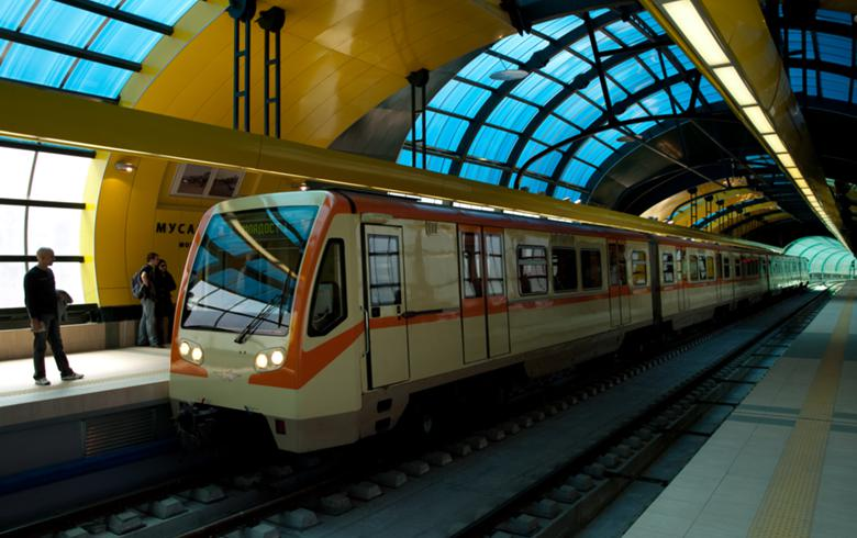 Sofia subway launches 1.3 km section with one station