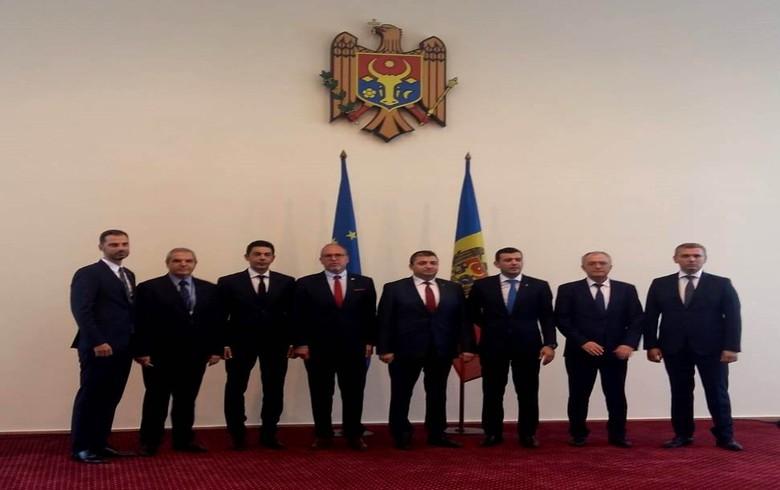Romania's Transgaz completes takeover of Vestmoldtransgaz - econ min