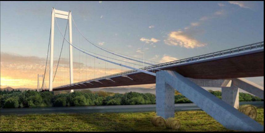 Astaldi-IHI JV to build 435 mln euro bridge over Danube in Romania