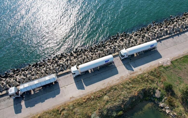 Romania's OMV Petrom completes first LNG delivery on local market
