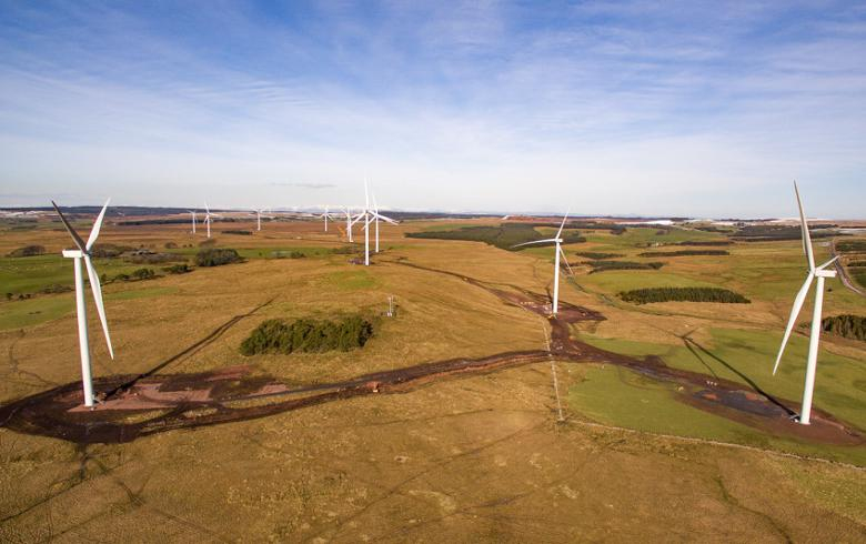 Muirhall snaps up Infinis' development-phase wind assets