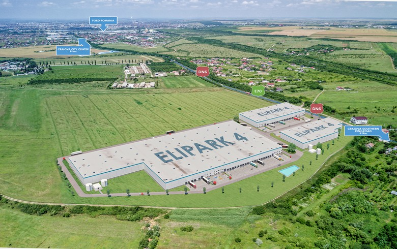 Romania's Element Industrial to deliver 300,000 sq m of logistic parks by 2022