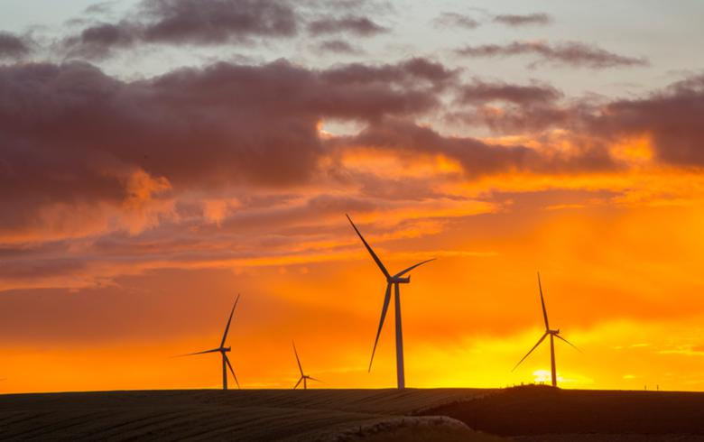 PGE places USD-150m green bond for wind, solar in Oregon