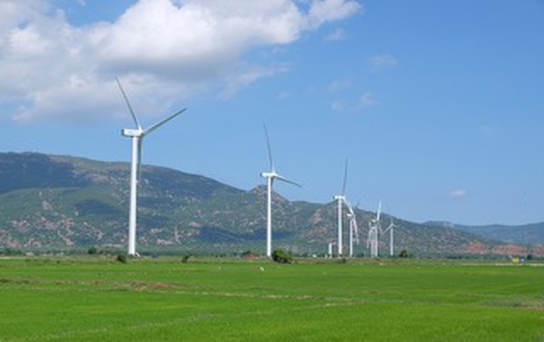 The Blue Circle completes 40-MW wind farm in Vietnam