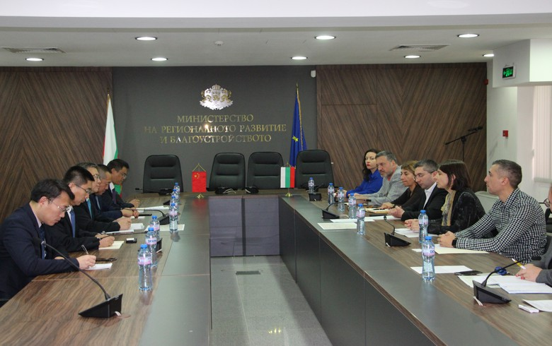 Chinese investors eye transport infrastructure projects in Bulgaria - ministry