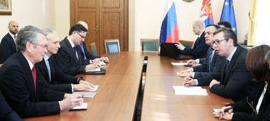 Serbia to keep up strategic cooperation with Gazprom Neft - PM Vucic