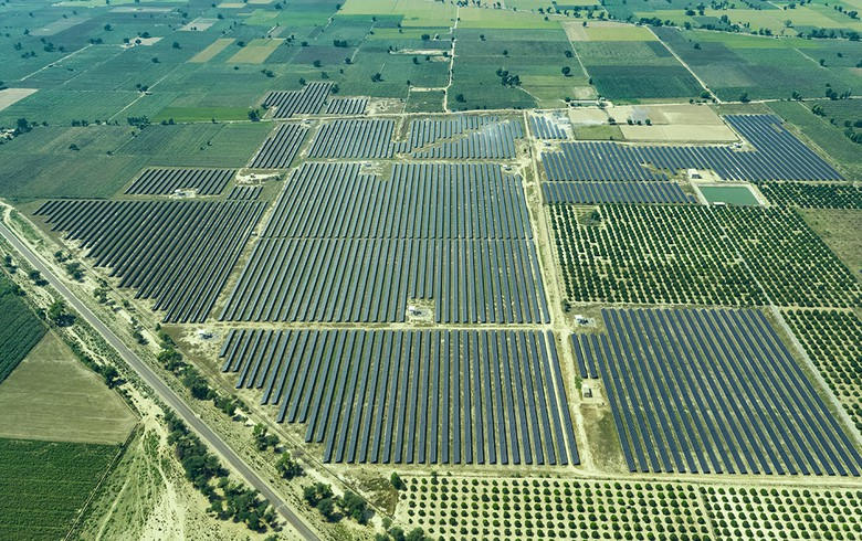 Azure Power plugs in 95-MW solar park 5 months ahead of scheduled