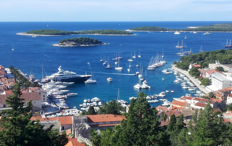 Foreign tourist arrivals to Croatia up 4.6% y/y in Nov
