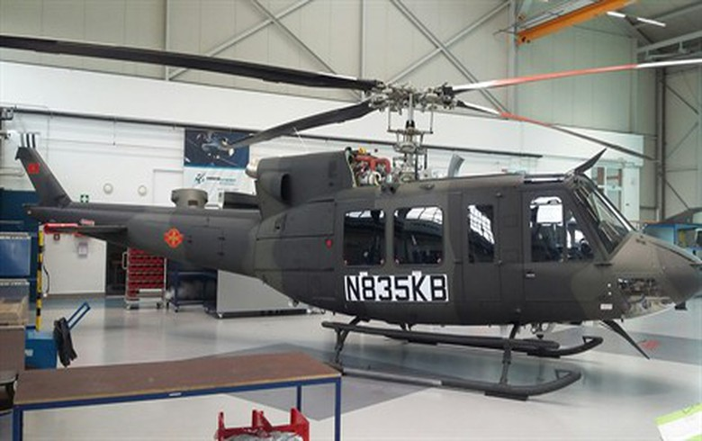 Montenegro to receive two multipurpose Bell helicopters