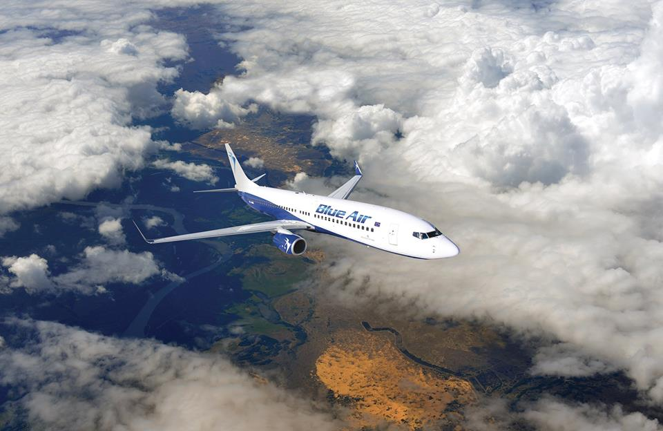 Romania's Blue Air launches Bucharest-Tel Aviv route