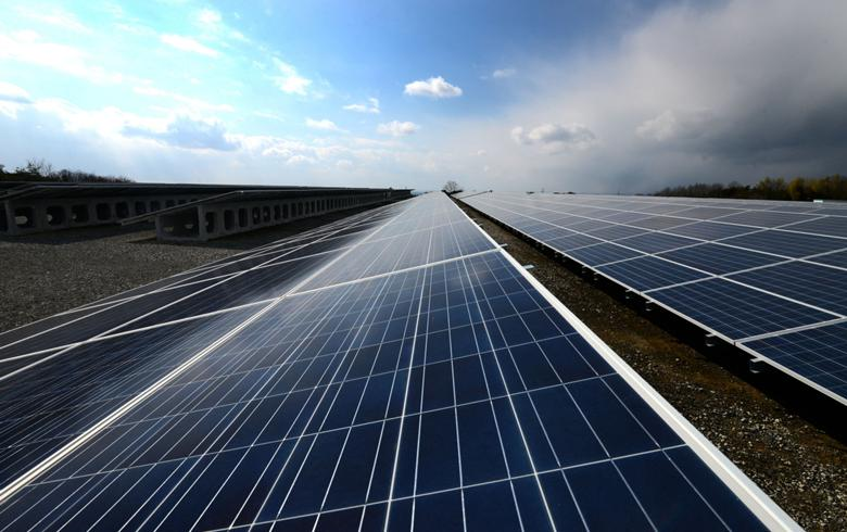 JRE breaks ground on 74-MW solar farm in Fukushima