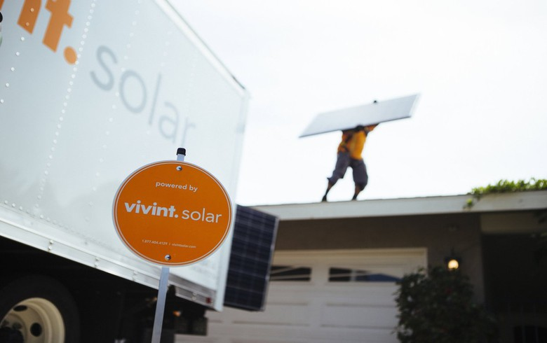 Vivint Solar gets tax equity financing for 55 MW of fresh PV