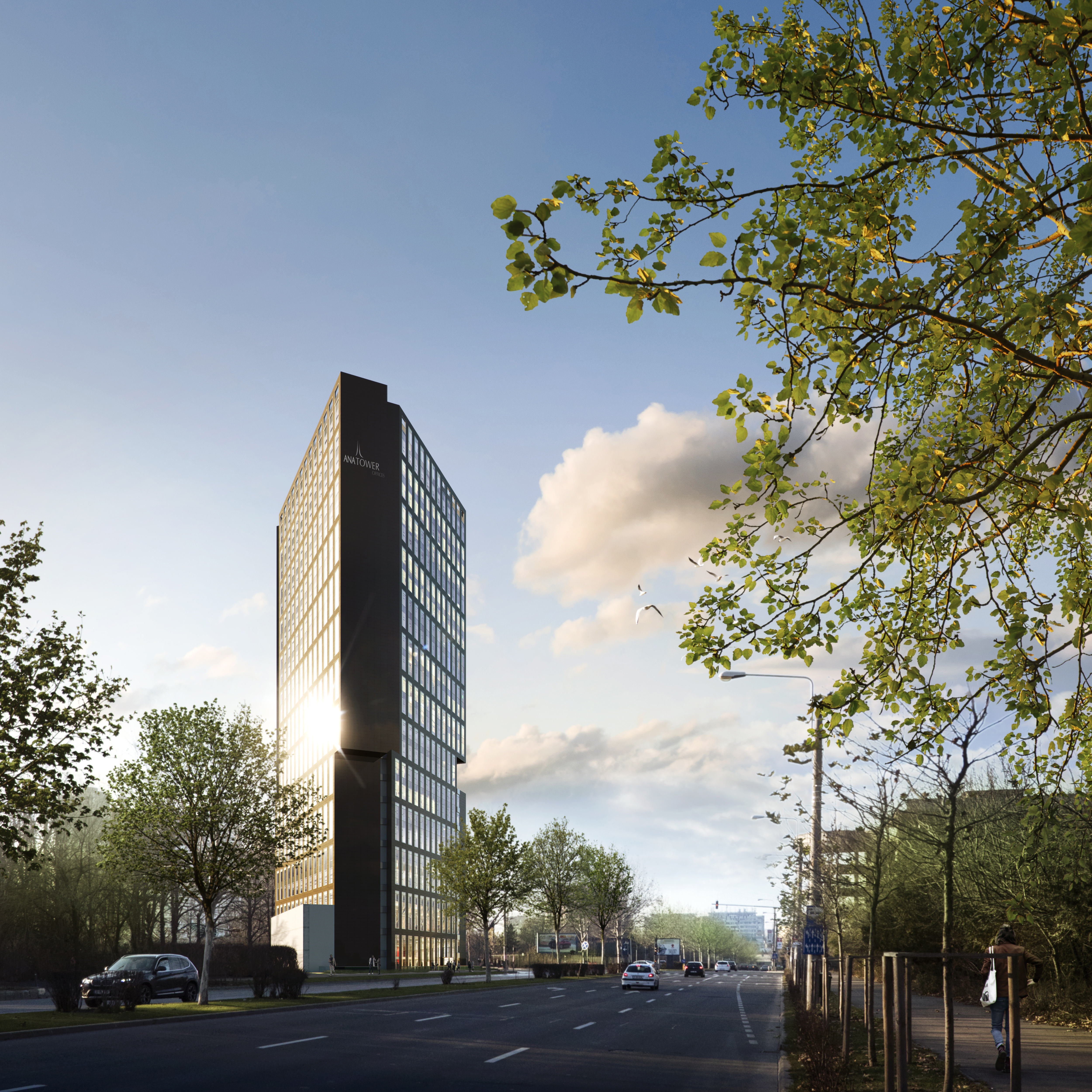 Strabag wins 39 mln euro deal to build office tower in Bucharest