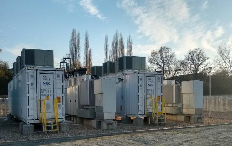 Gore Street's 10-MW battery in UK goes live
