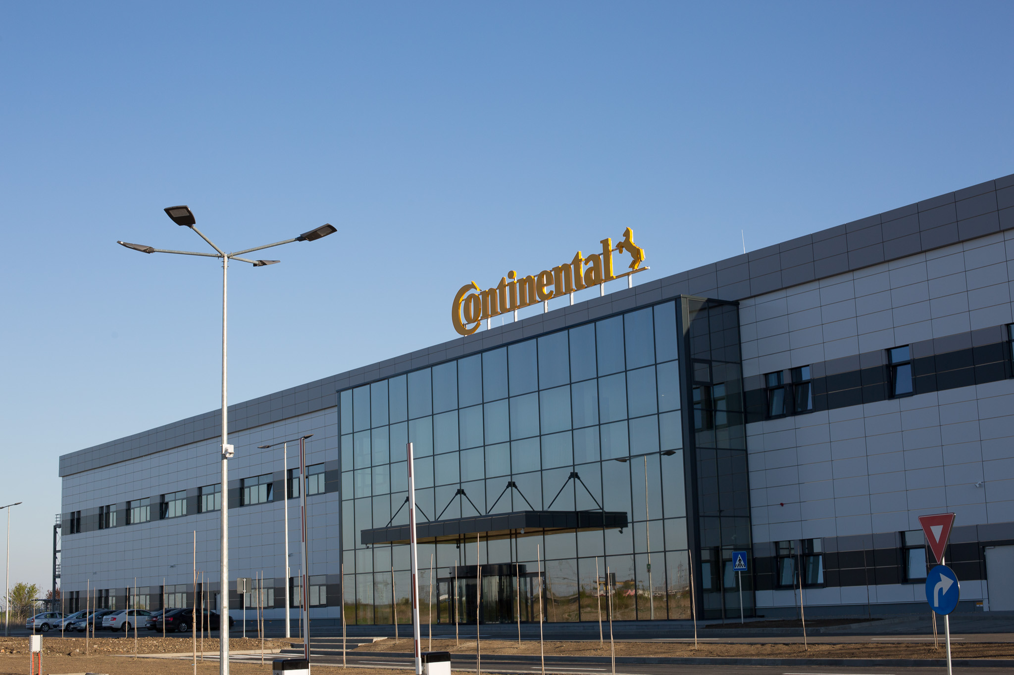 Continental Romania completes Timisoara plant expansion
