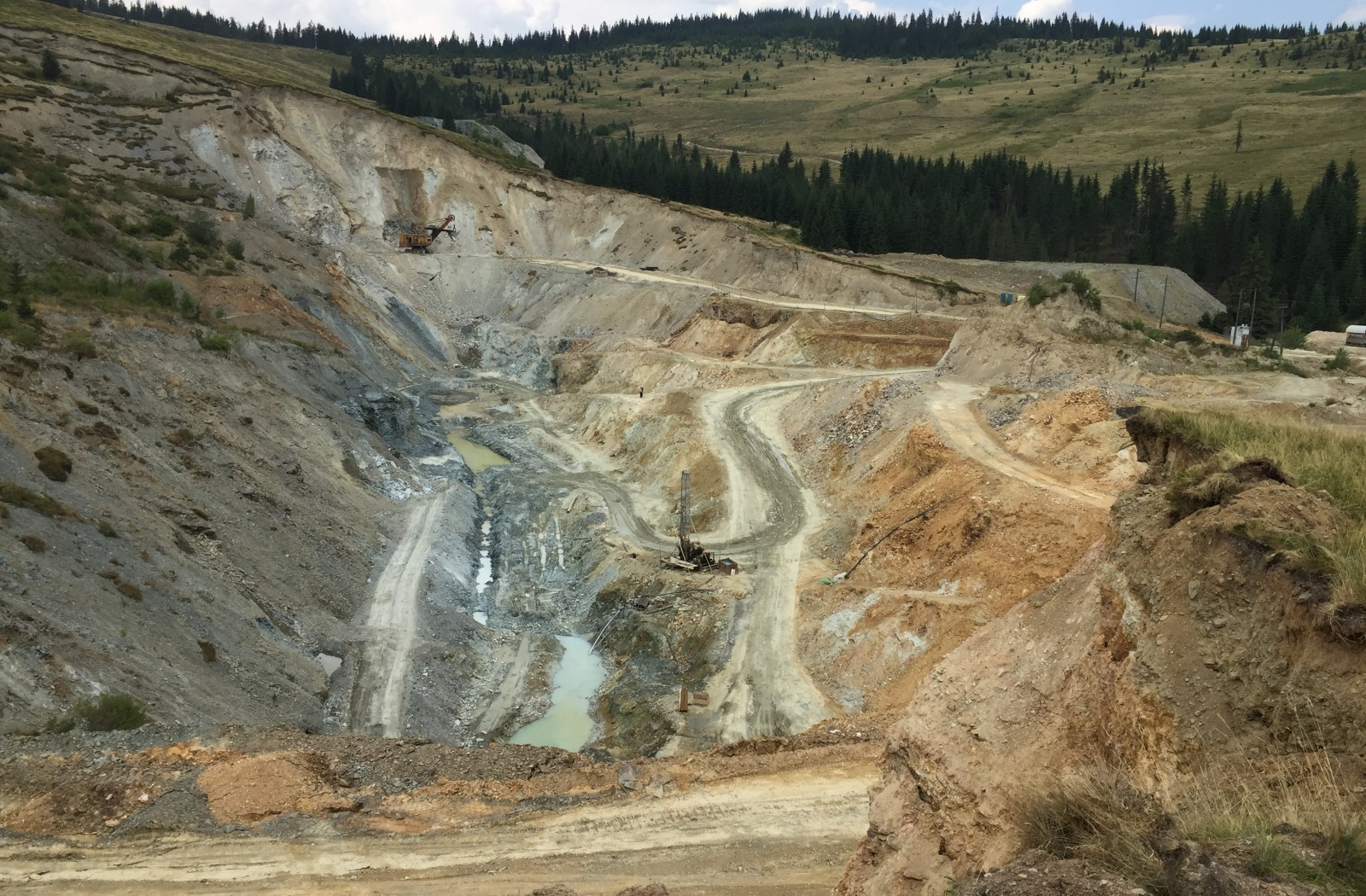Vast Resources confirms 3 mln t of mineral resources at Romanian tailings dam