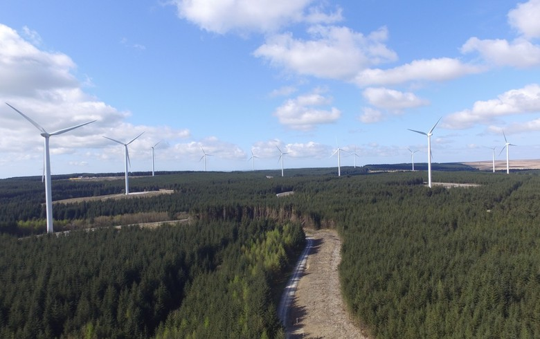 Coriolis Energy, ESB selected for wind project in Wales