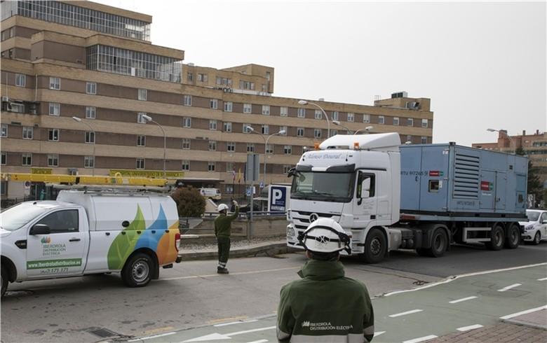 Iberdrola organises power supply to Spanish hospitals amid COVID-19 outbreak