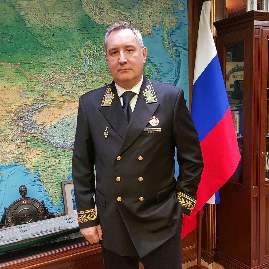 Moldova declares Russian deputy PM Dmitry Rogozin persona non grata