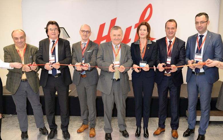 Germany's Huf relocates Romanian R&D center to larger building
