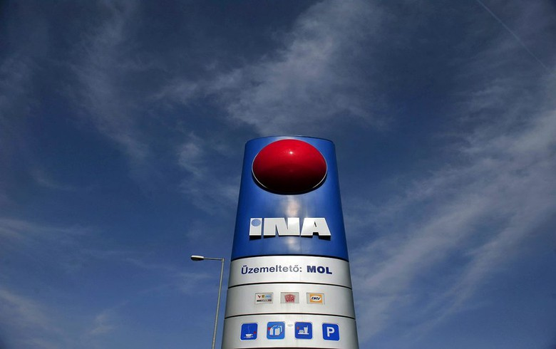 Croatia requests due diligence on INA prior to planned buy of MOL's stake