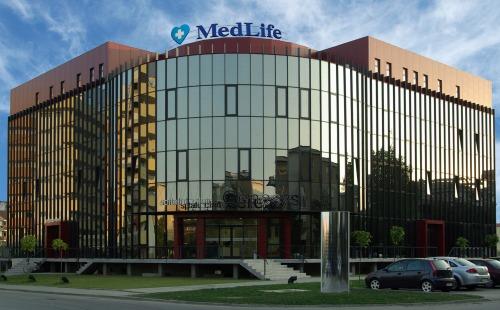 Romania's MedLife buys 80% of local peer Almina