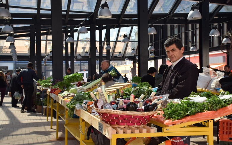 Albania's annual inflation speeds up in April