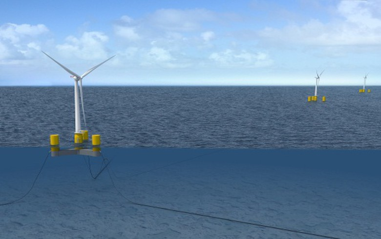 France backs pilot floating wind power projects with EUR 300m