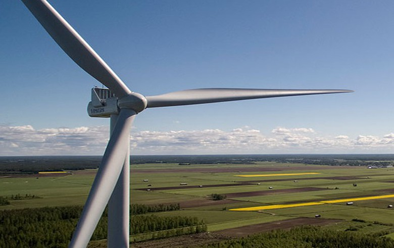 Vestas nabs 1st order for V126-3.45 MW turbines in China