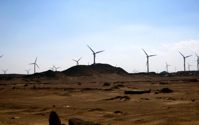 Siemens Gamesa to install turbines for 250-MW wind project in Egypt